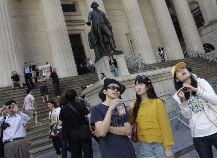 Trade war not good for US tourism