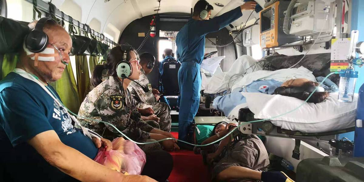 All Chinese tourists injured in bus mishap in Laos fly back
