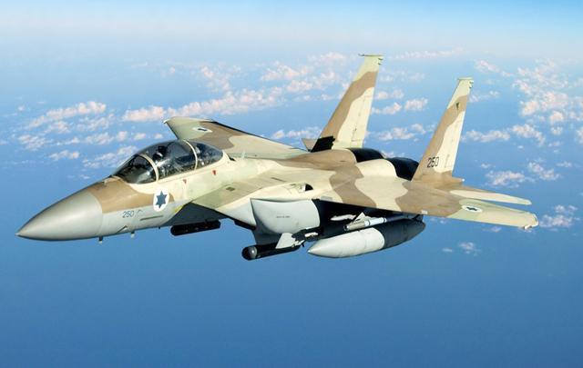 Syrian air defenses intercept fresh Israeli missiles over Damascus