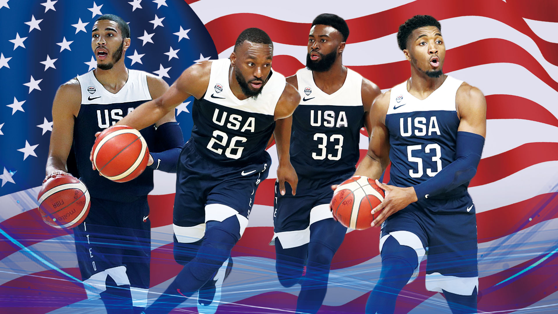 USA confirm 'weakest' roster for Basketball World Cup