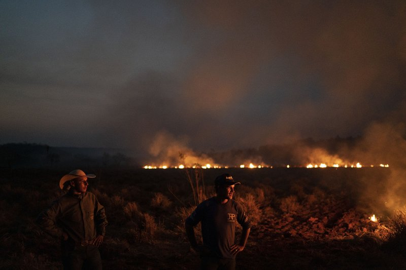 Fund backed by DiCaprio pledges $5M to Amazon amid fires