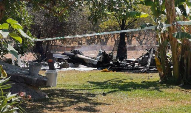 Mid-air collision kills seven in Spain's Mallorca