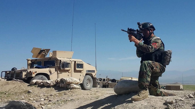 Over 3 dozen militants killed in N. Afghanistan