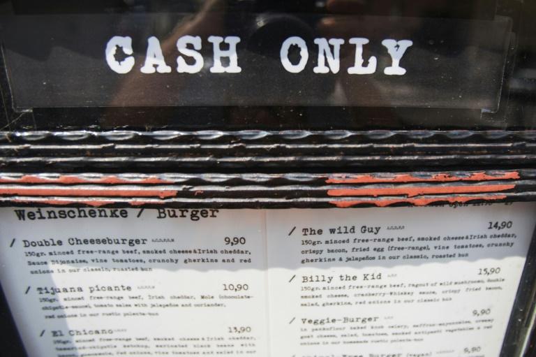 Austria's love of cash in poll campaign spotlight