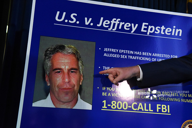 Britain's Prince Andrew denies witnessing Epstein abuse
