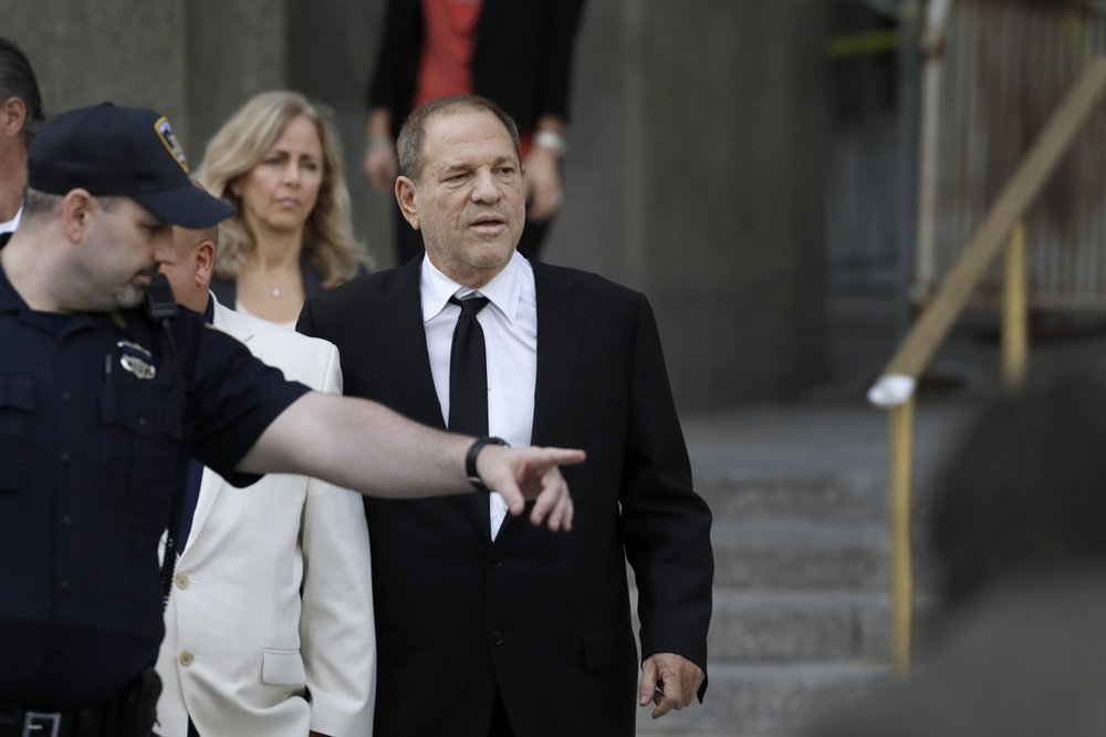 Weinstein pleads not guilty to new indictment, trial delayed