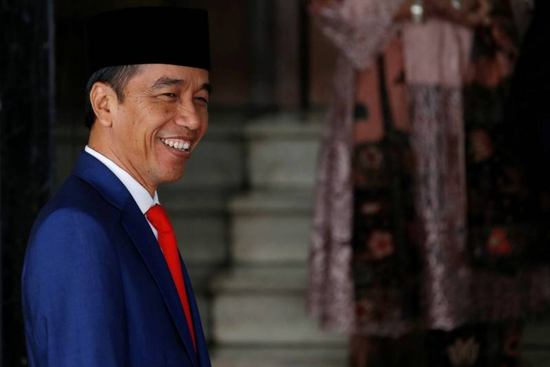 Widodo unveils site of new capital in East Kalimantan