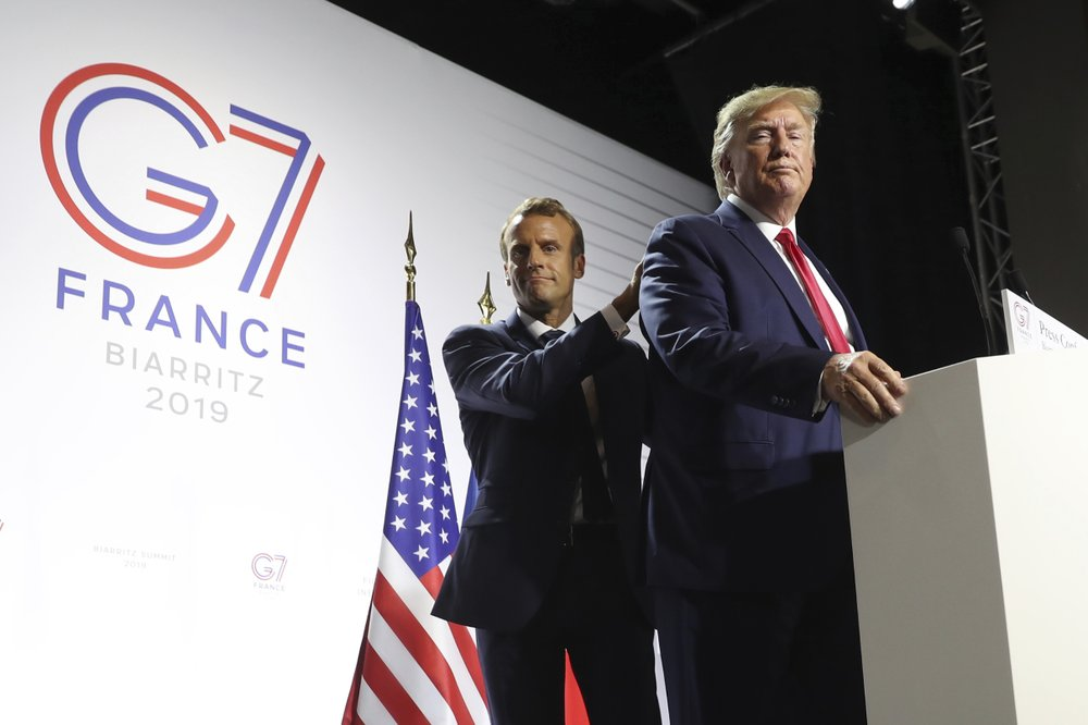 Slight consensus achieved as 2019 G7 summit concludes