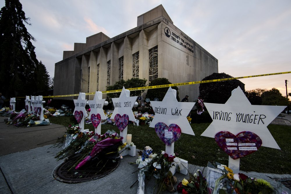 US Feds seek death penalty in Pittsburgh synagogue massacre