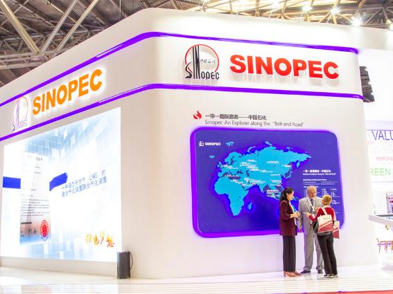 Sinopec posts growth in first-half revenue