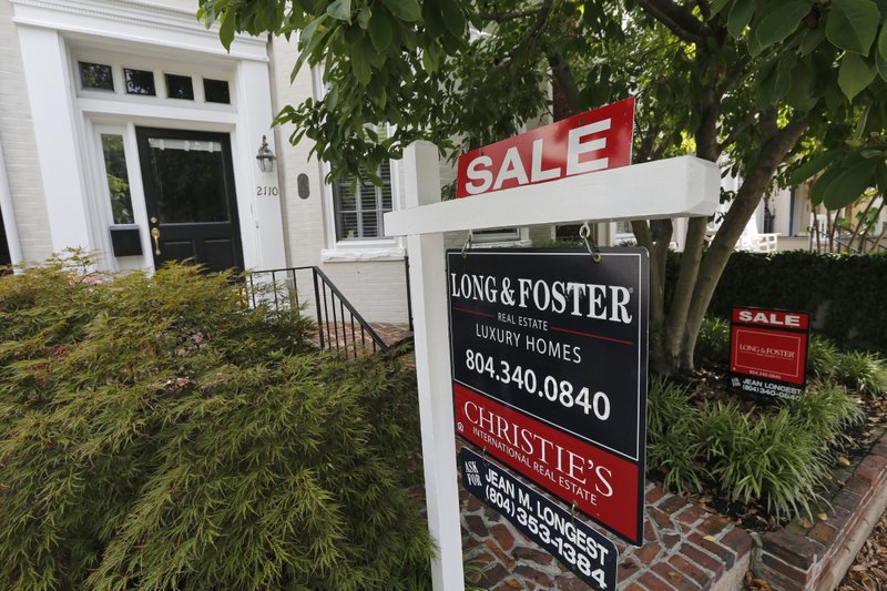 US home prices rise a modest 2.1% in June