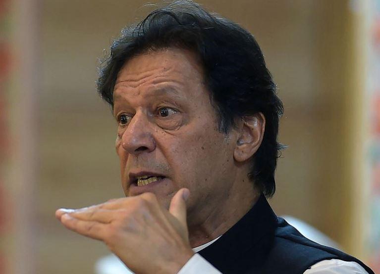 Imran Khan slams India for violating UN resolution