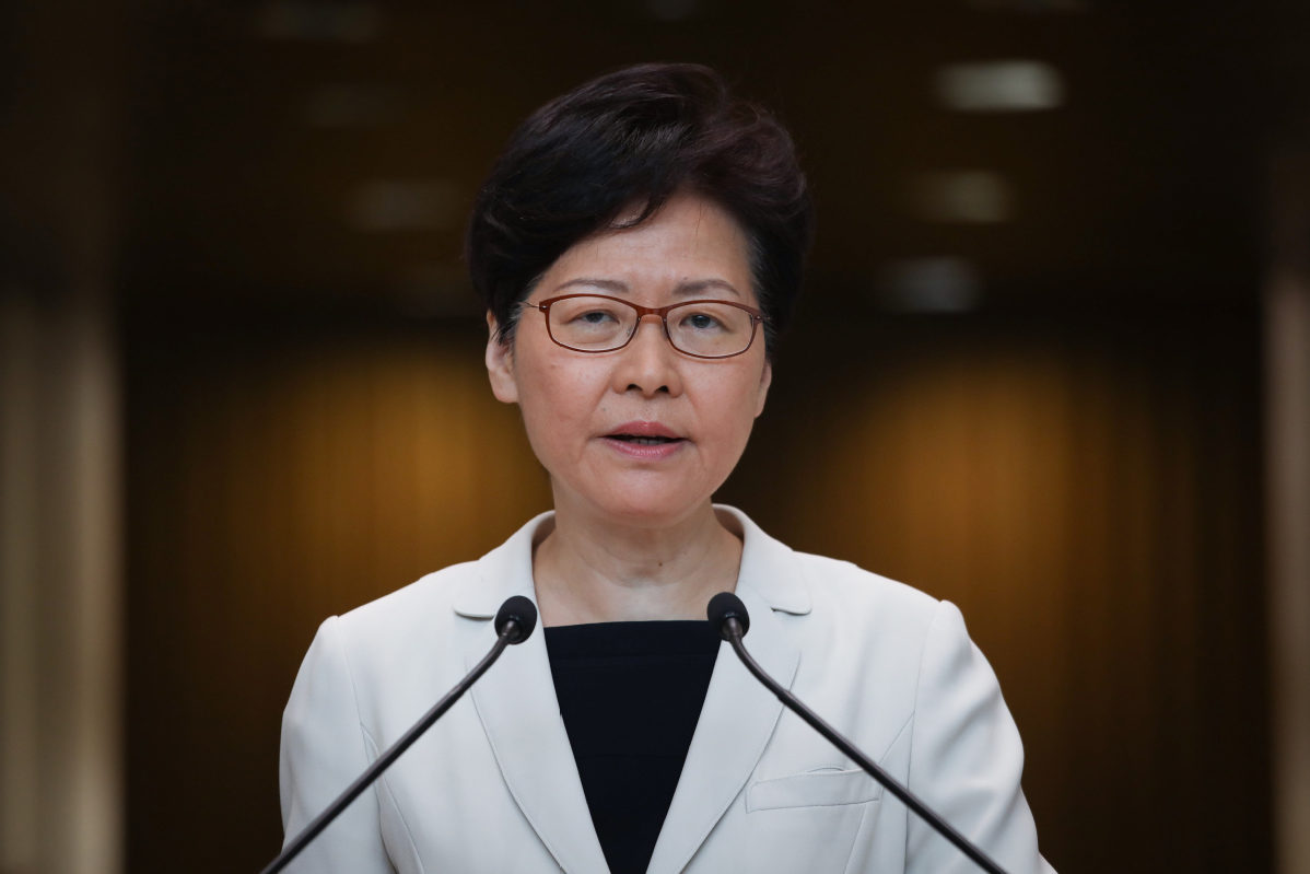 HK dialogue doesn't mean condoning violence