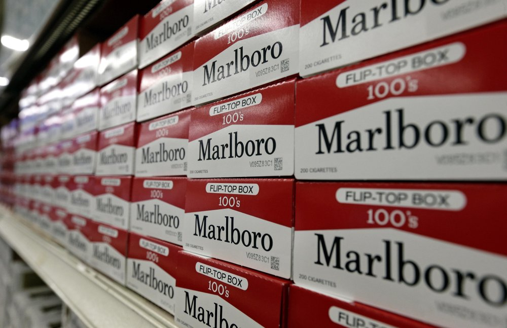 After decade apart, Philip Morris and Altria may become 1