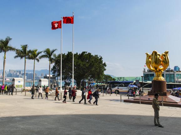 HK turmoil stirring recession fears