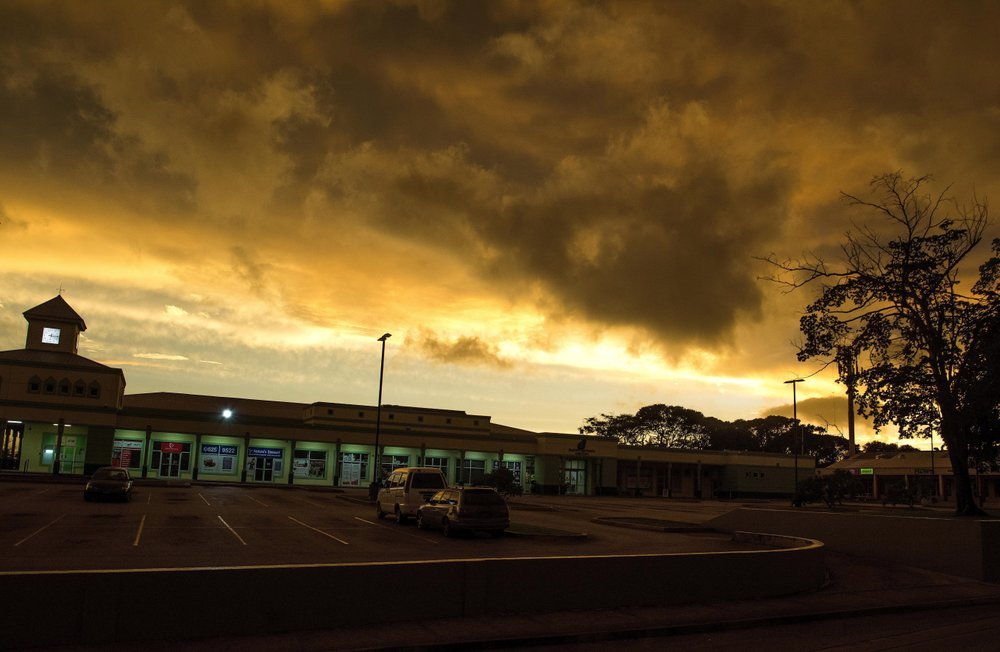 Tropical Storm Dorian drenches Caribbean islands