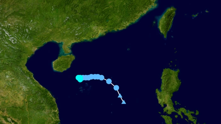 South China braces for Typhoon Podul