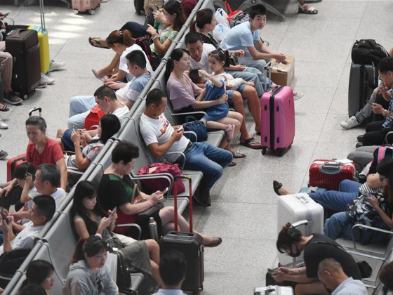Chinese to make 800 m trips in National Day holiday: Ctrip