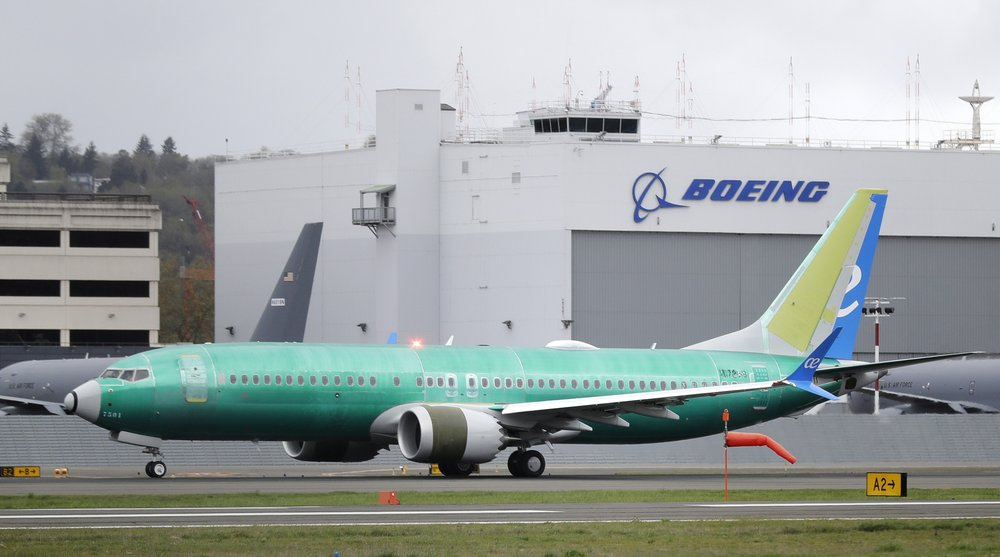 Russian firm sues Boeing over Max jet, says defects hidden