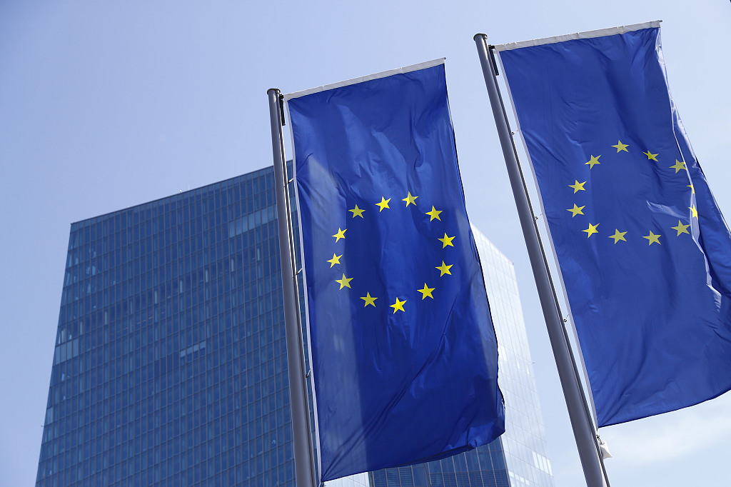 ECB lending pace picks up as EU economic clouds gather