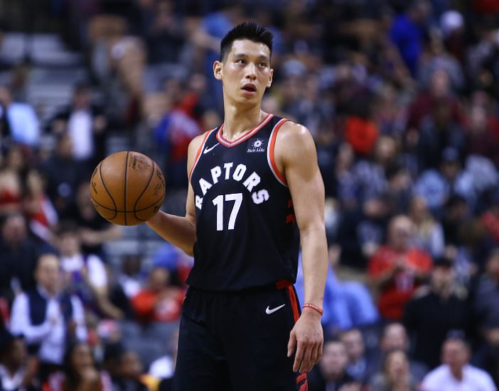 31-year-old Jeremy Lin signs for the CBA's Beijing Ducks