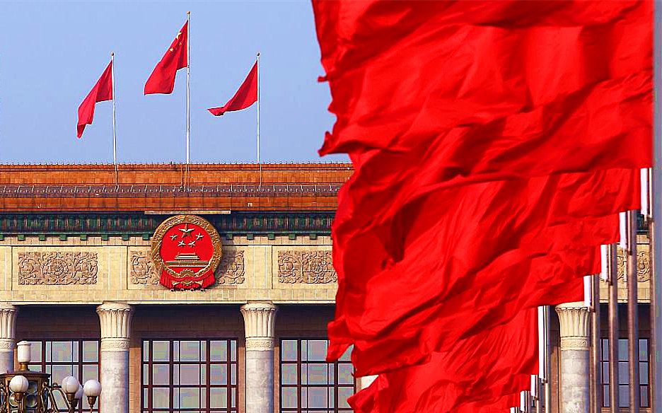 China to hold grand celebration, military parade on National Day