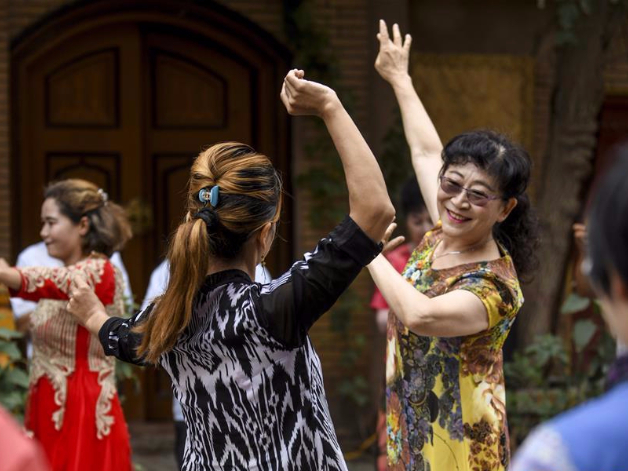 Tourism booms in northwest China