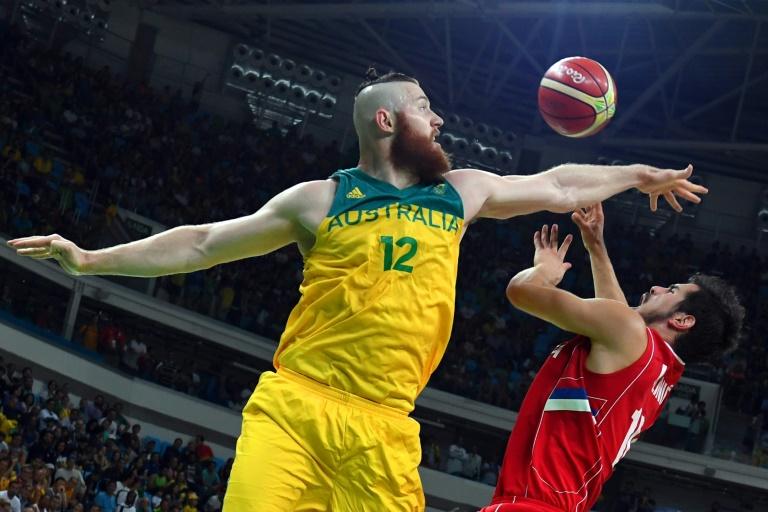 'Best-ever' Australia plot end to Basketball World Cup jinx