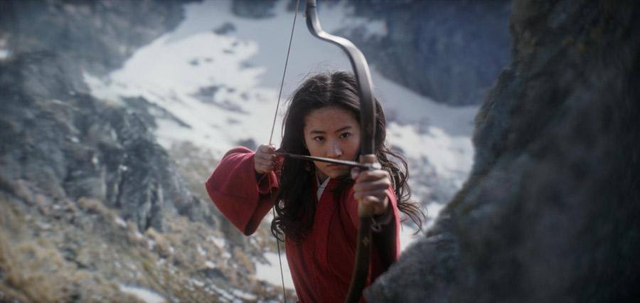 Disney premieres live-action Mulan trailer at D23 Expo in LA
