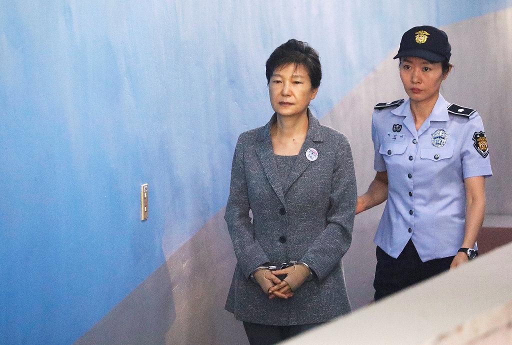 S. Korea Supreme Court orders retrial for ex-president Park