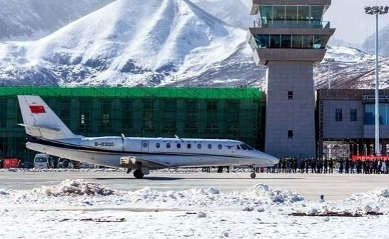 New plateau airport in SW China completes construction
