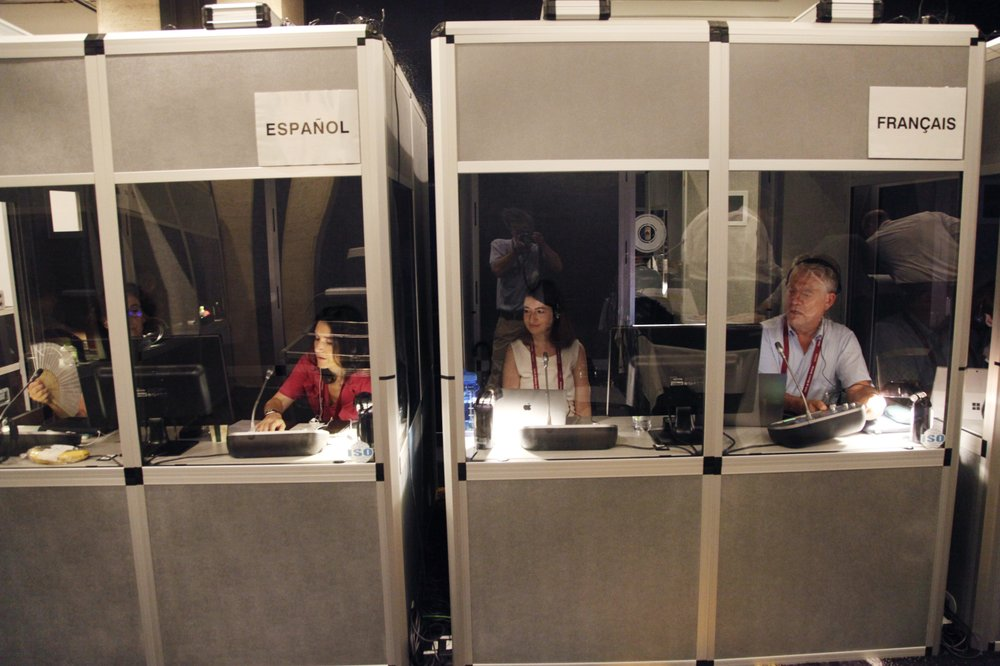 Yes, Oui, Si, and Hai: Interpreters ready for Tokyo Olympics