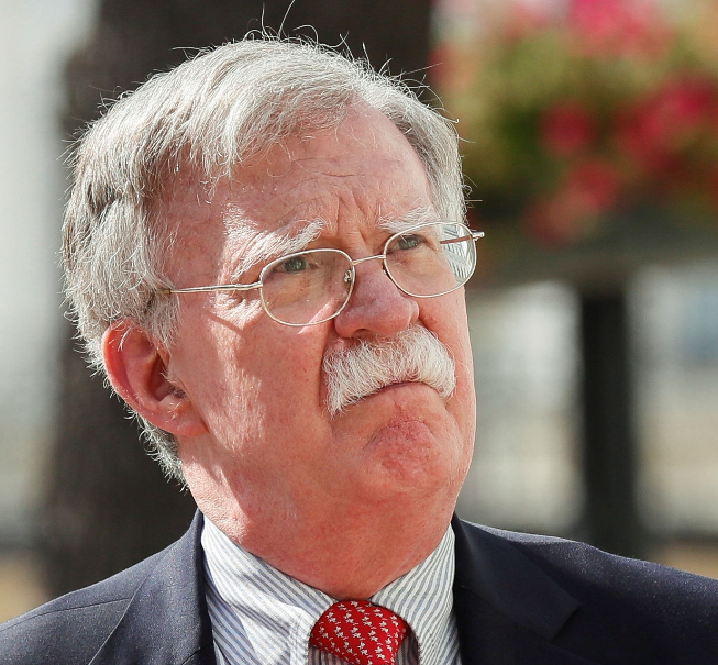 China rebukes Bolton's remarks on BRI and overseas investments