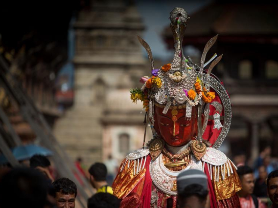 Pancha Dan festival celebrated in Nepal