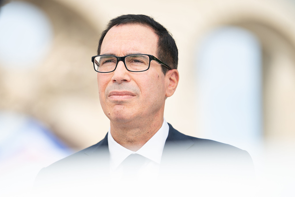 US treasury secretary says not intending to intervene in currency market for now