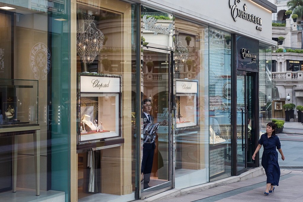 Hong Kong retail sales value falls 11.4 pct in July