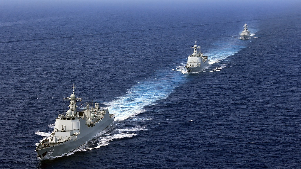 Duterte's visit to China and domino effect on South China Sea issue