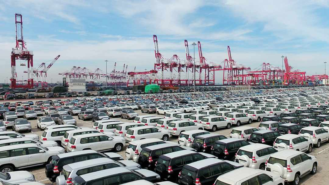 China to expand parallel auto imports