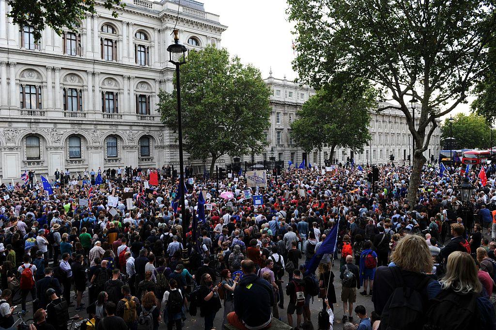 Judge to decide on British parliament suspension