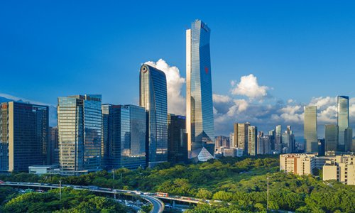 Guidelines draw HK start-ups to Shenzhen