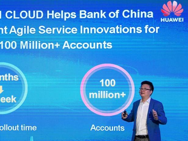 Huawei launches public cloud in Santiago, Chile