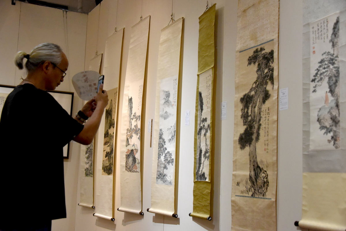 Art-trading month to launch in Shanghai in November
