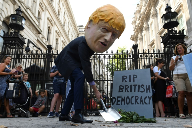Court bids launched to stop Johnson suspending UK parliament