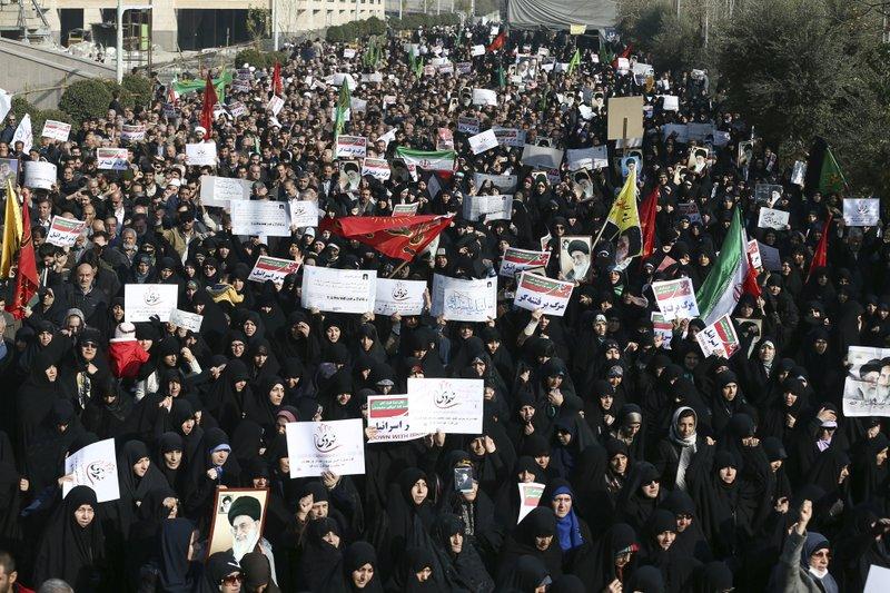 Iranian senior cleric rules out likelihood of Iran-US talks