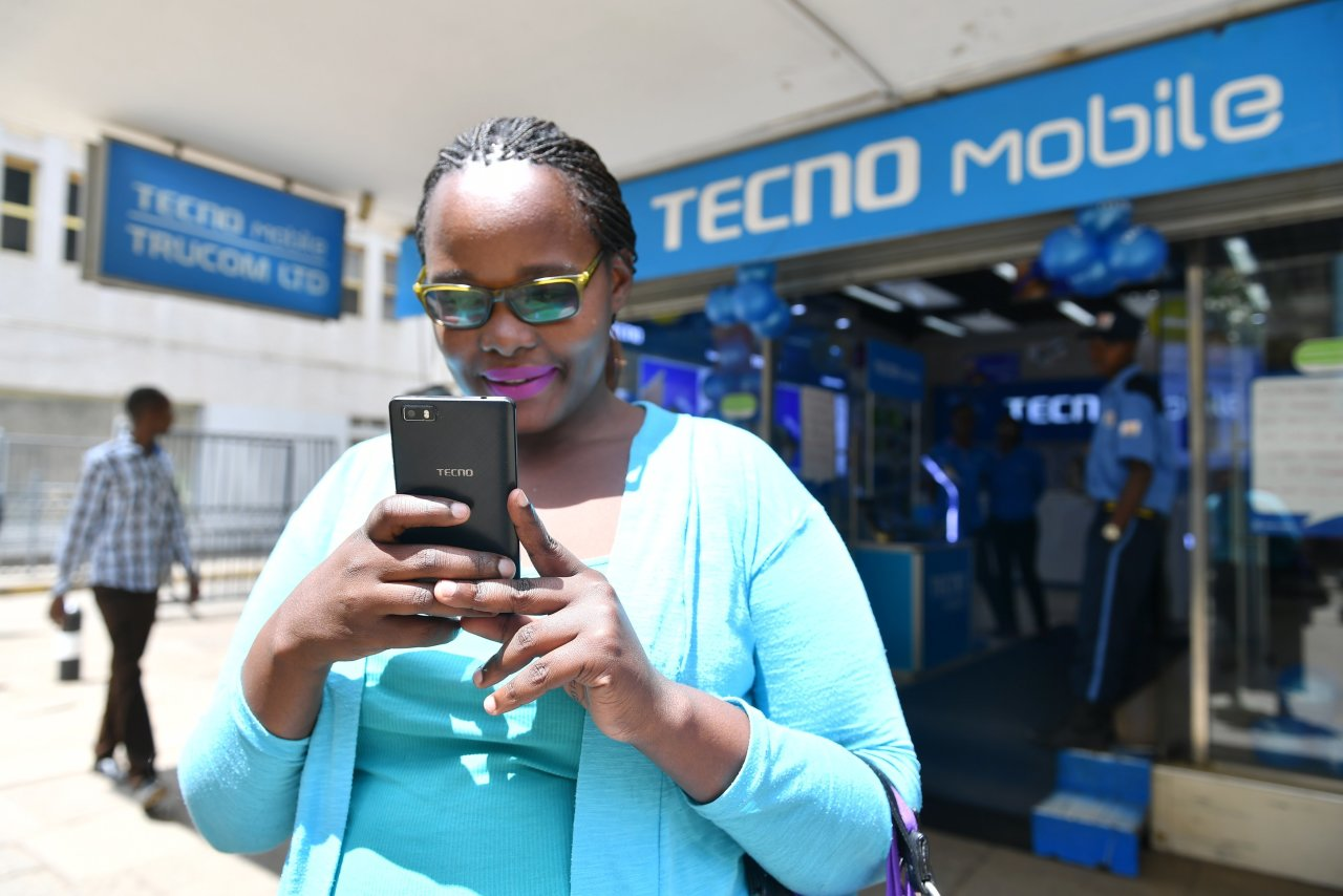 Chinese smartphone brand Transsion most popular in Africa in Q2: IDC study
