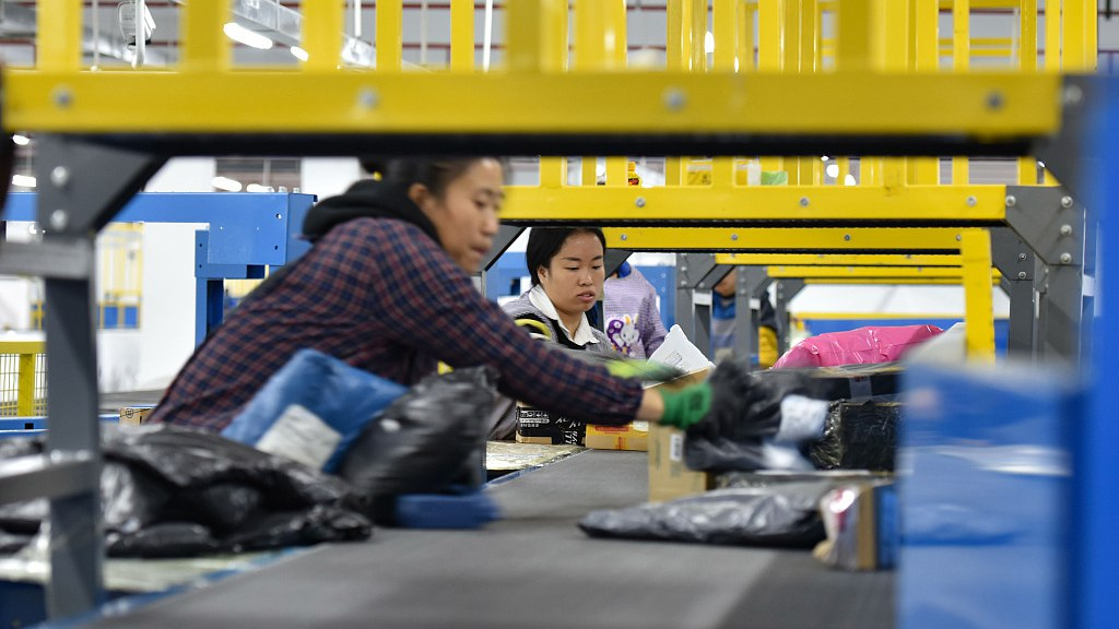 China's logistics sector continues to grow