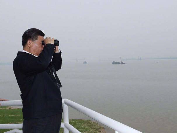Xi's article on Yangtze River Economic Belt development to be published