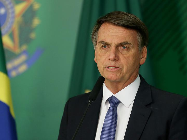Brazilian economic recovery to be slow: president