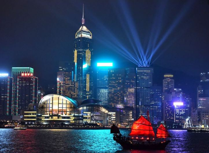 Hong Kong's visitor arrivals down 4.8 pct in July