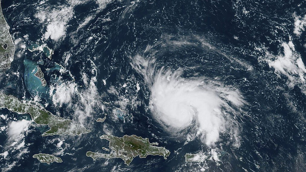 'Extremely dangerous' storm Dorian will make landfall in Florida